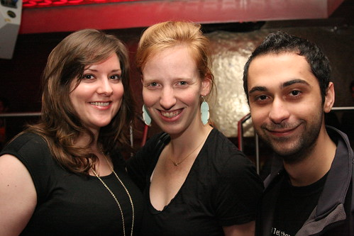 Chirp After-Party - Rebecca Reeve, Danielle Morrill & Chris Saad