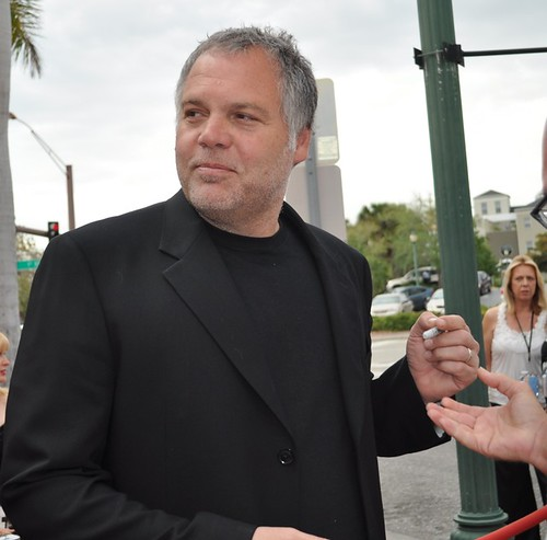 Actor and Director Vincent D'Onofrio, Sarasota Film Festival April 17, 2010