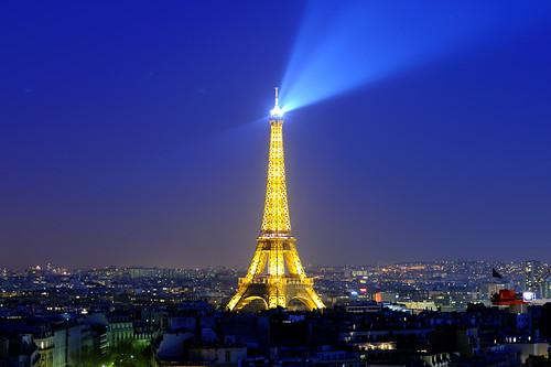 50 mm Eiffel Tower...