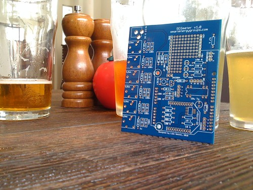SEGmeter goes to lunch, has beers