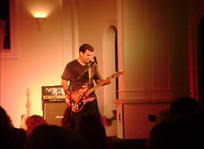 John Wilson jamming