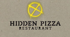 Hidden Pizza - Yellow Pages Guerrilla Marketing Campaign