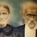 Moses ''Mose Mosey'' & Nancy Jane Church Mullins