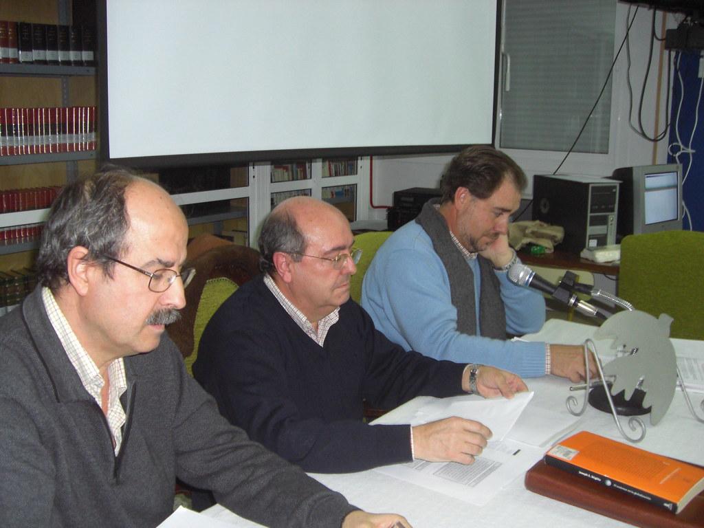 Debate sobre la Globalización  (IV Jornadas Día de la Paz) Año 2010