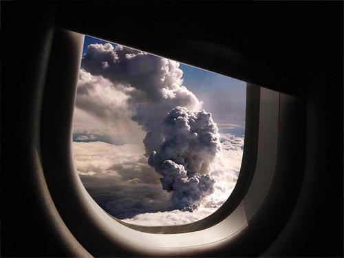 Passing Volcano