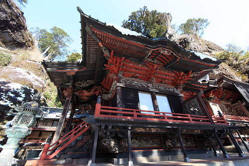 Japanese religious architecture / 榛名神社(はるなじんじゃ)