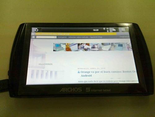 Archos5002