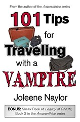 101 tips for traveling with a vampire