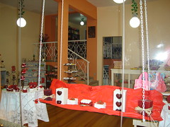 Vitrine com velas dia dos Namorados (anapetro) Tags: artesanato caixa vela decorao sabonete