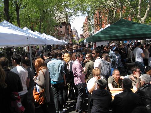 Hester Street Fair, LES, NYC