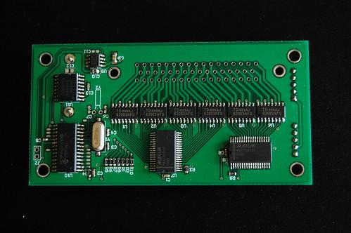 IEE Clock - PCB Top