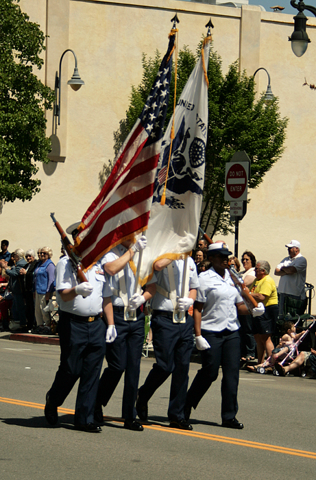 USCG Color Guard
