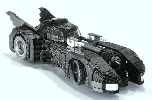car lego batman 1989 batmobile keaton moc
