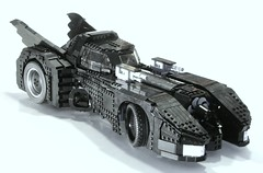 batmobile (psiaki) Tags: car lego batman 1989 batmobile keaton moc