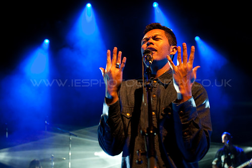 The Temper Trap @ London SBE
