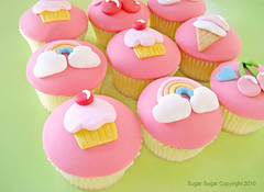 RAINBOW CUPCAKES SIDES (jemma@sugarsugar) Tags: birthday pink classic cakes cake children fun happy japanese cupcakes cool rainbow cherries purple princess little designer awesome funky retro special celebration cupcake gift icecream present frosting lollypops cakedecorations sweetsixteen fondant sugarart princesscake cakedecorating birthdaycupcakes bithdaycake pinkcupcakes designercupcakes kidscake kidscupcakes partycupcakes rainbowcupcakes funcupcakes rainbowcupcake retrocupcakes coolcupcakes sugarartcakes childrendscake