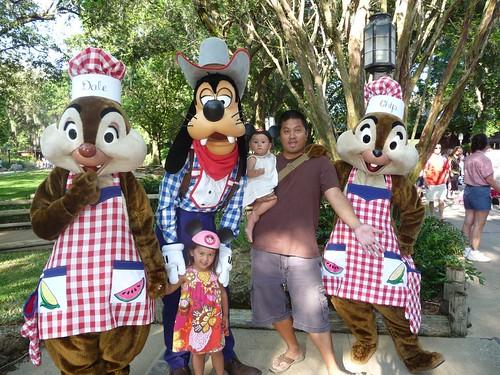 Mickey Mouse Backyard Bbq mali mish – day 75: mickey's backyard bbq.