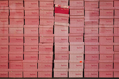 individualism (Heidelknips) Tags: pink sports shoe no boxes individualism d90 allbutone exeption