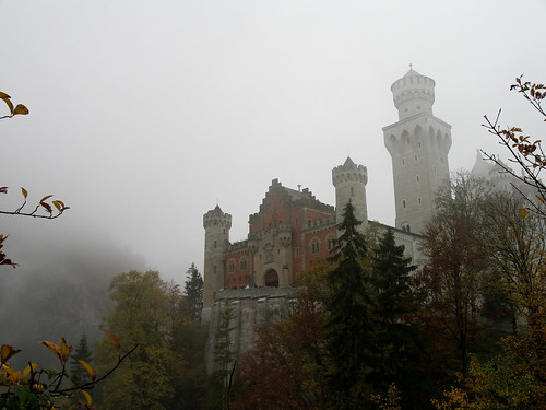 Germany: Bavaria - Neuschwanstein Castle