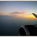 Early Sunrise Flight