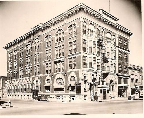 Fletcher Block Building; Wichita, KS