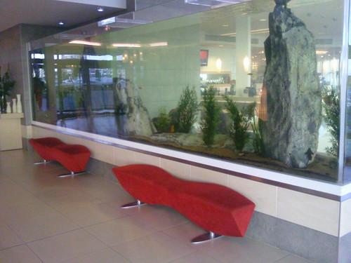 Radisson Blu Waterfront Jersey lobby
