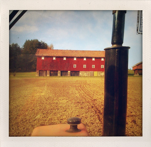 View from a Tractor