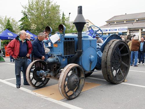 Lanz Bulldog HR5 - 1929