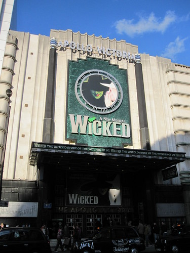 Wicked - Apollo Victoria