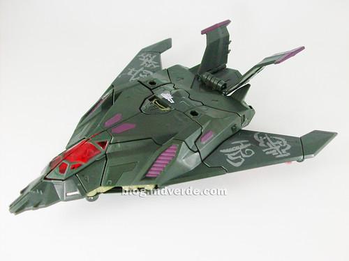Transformers Mindwipe RotF NEST Voyager - modo alterno