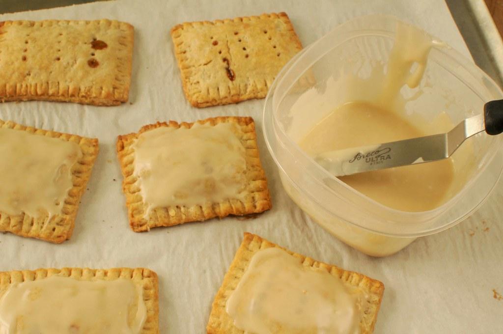 frosting pop tarts