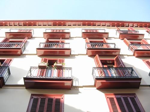 Ventanas - Casco Viejo de Bilbao
