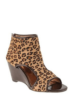 UrbanOutfitters.com > All Black Leopard Wedge