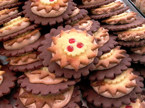 Christmas cookies in Austria