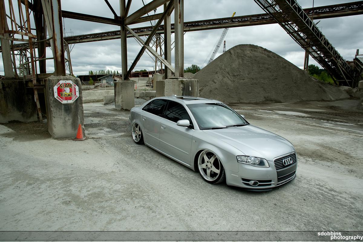 Jess' Bagged B7 Audi A4 2.0t - 0572