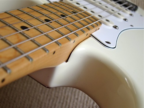 The Mitigating Issue Is That Of Bass To Treble Axis Alignment Neck In Relation Bridge Side Only Has 1 8 Clearance While