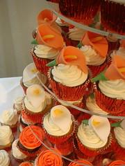 4622303896 1def7c47f9 m Baú de ideias: Decoração de casamento laranja