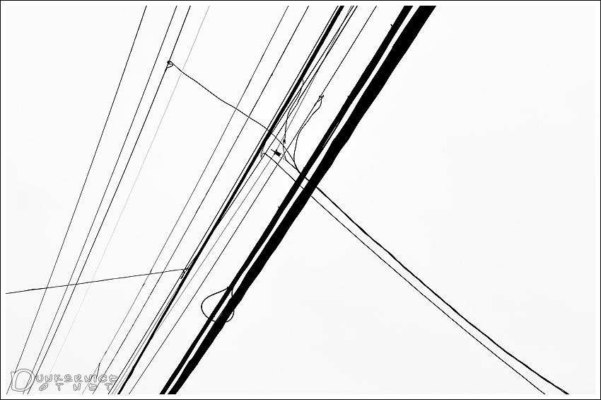 Lines.