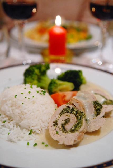 瑪麗安司凱 Marianske Lazne:主菜~