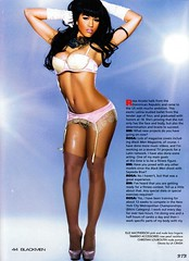 Rosa Acosta - BlackMen magazine pictures