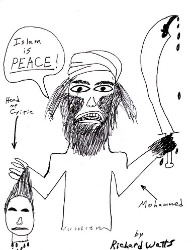 Everybody Draw Mohammed