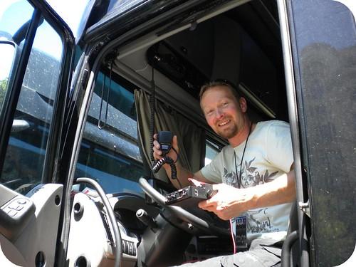 Trucker Barnaby