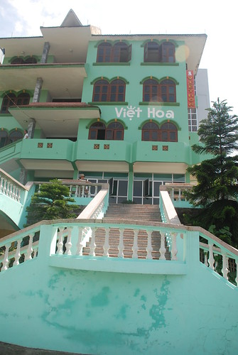 Viet Hoa hotel - Tam Dao