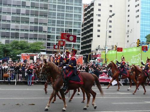 desfile militar - bicentenario argentino 3