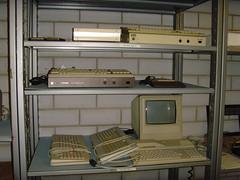 Museum für Kommunikation - Depot Heusenstamm - Btx 10 (KlausNahr) Tags: museum post frankfurt mfk museumfürkommunikation btx telekommunikation heusenstamm bildschirmtext depotheusenstamm