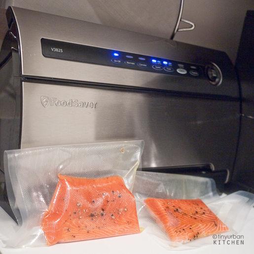 FoodSaver Salmon