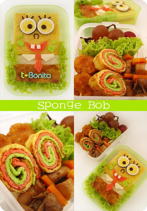 Sponge Bob Bento 2