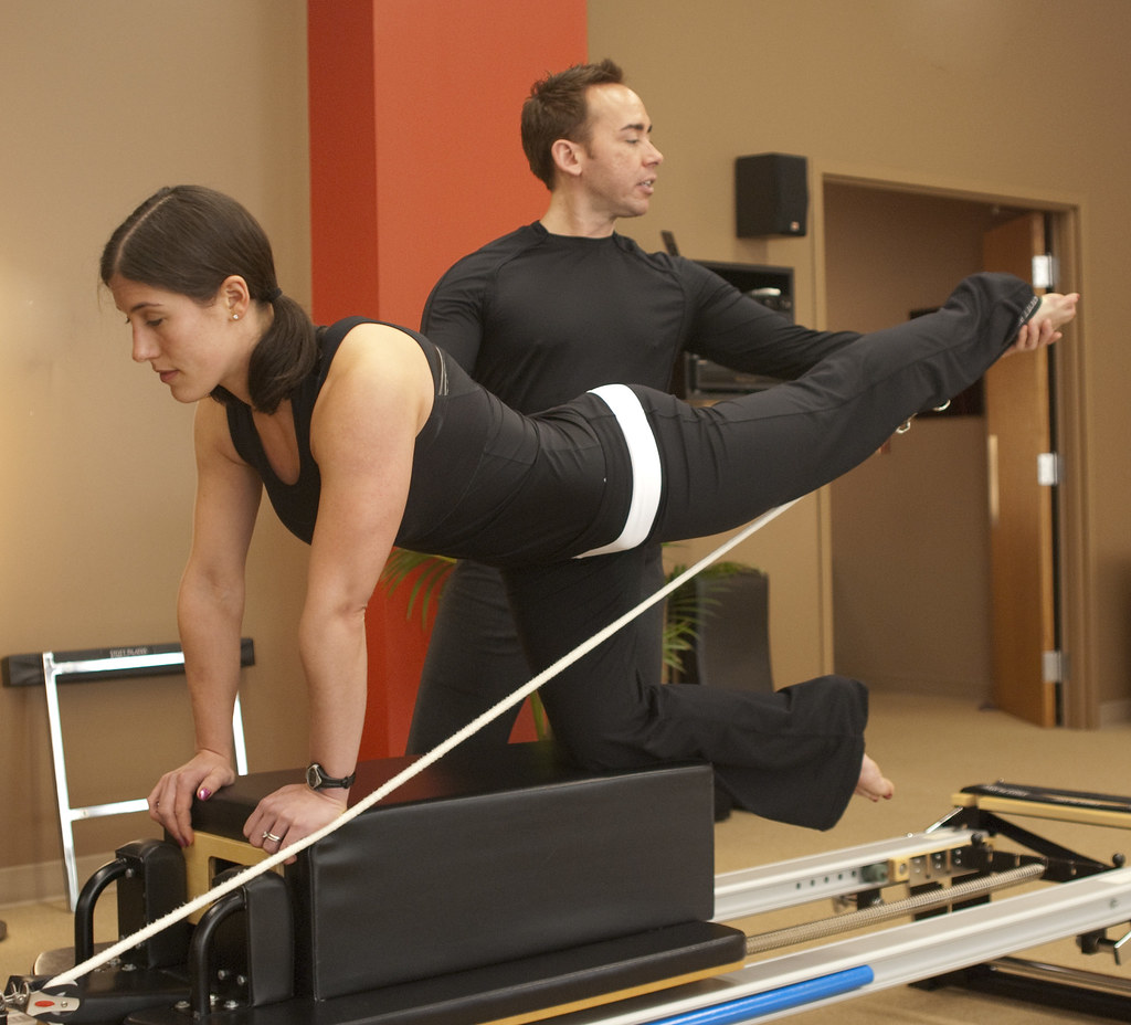 Edge Pilates Personal Trainer