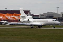 OY-VIK - 85 - Air Alsie - Dassault Falcon 7X - Luton - 100413 - Steven Gray - IMG_9836