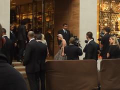 Celebs attend Louis Vuitton's New Bond Street ...